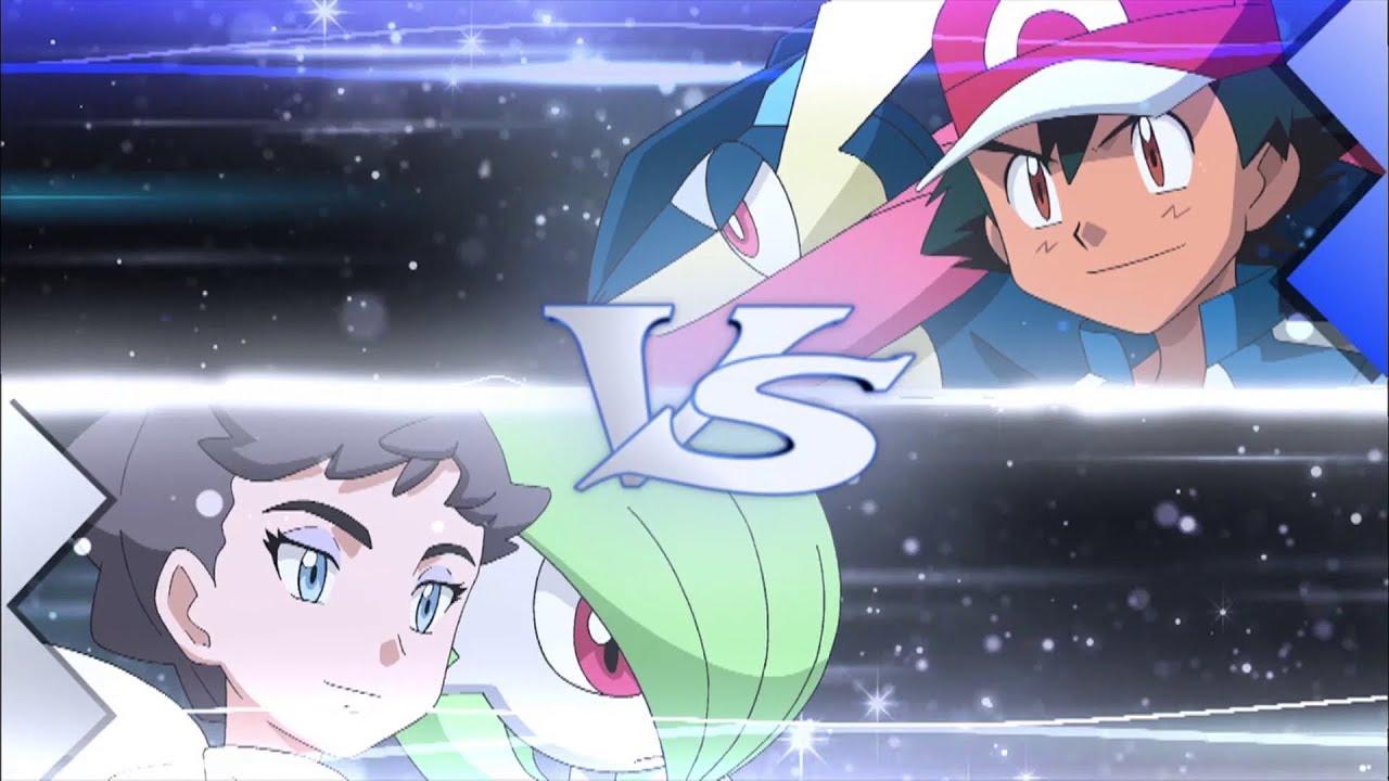 ¡Gardevoir vs. Greninja!   Serie Pokémon: XYZ