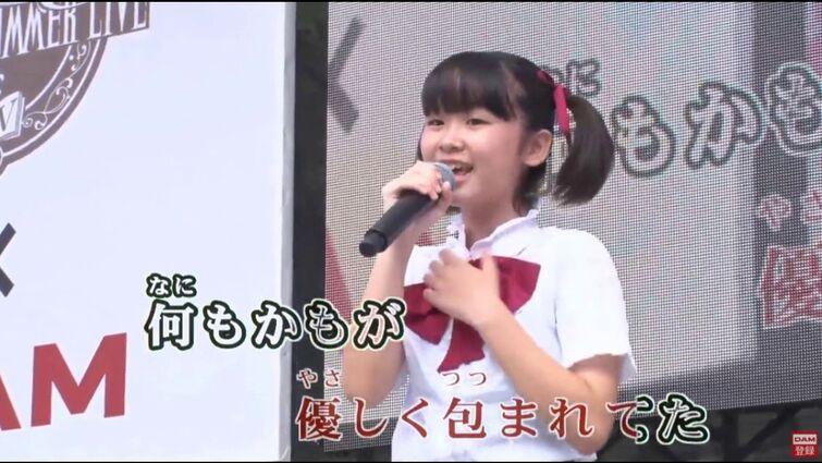 アニヲタの女神降臨! 中1女子 マドマギ コネクト 天才歌うまキッズ