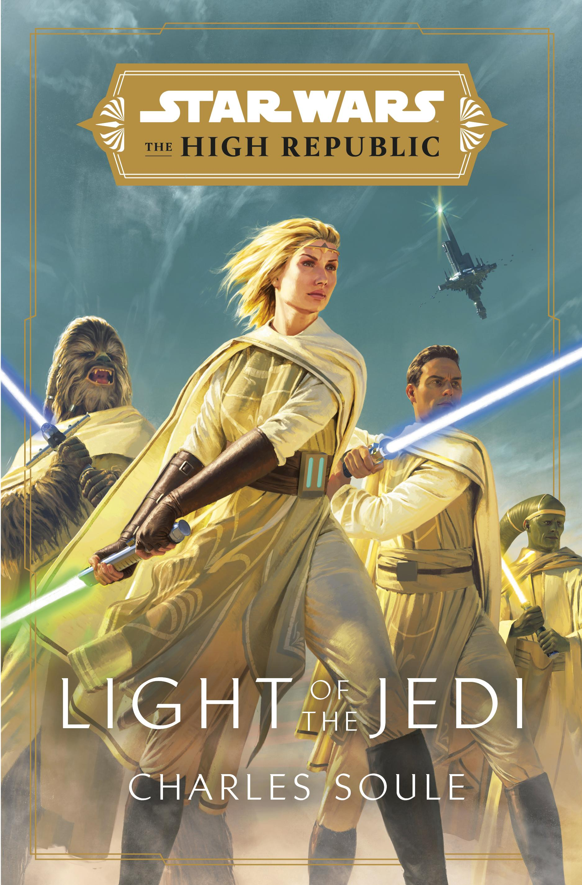 """👉 📚 [SPOILERS] [THR] """"Star Wars: The High Republic – Light of the Jedi"""" official discussion. 