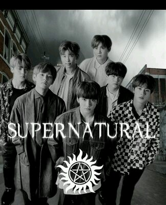 SUPERNATURAL e BTS