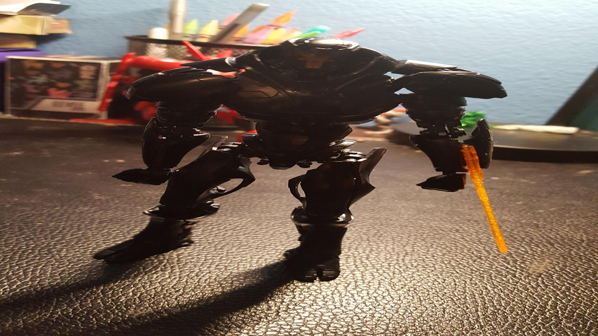 HG 144 Obsidian Fury. How is it?