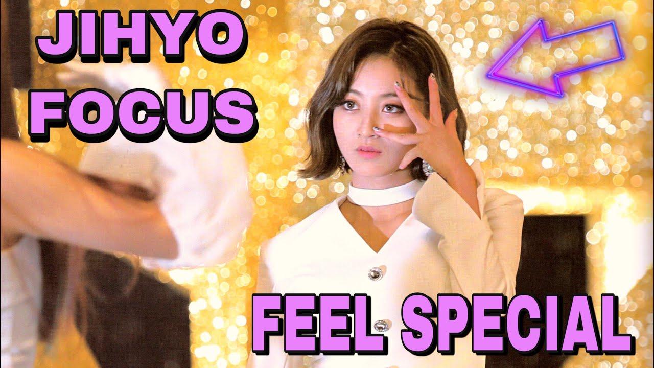 TWICE - Feel Special MV (Jihyo focus)
