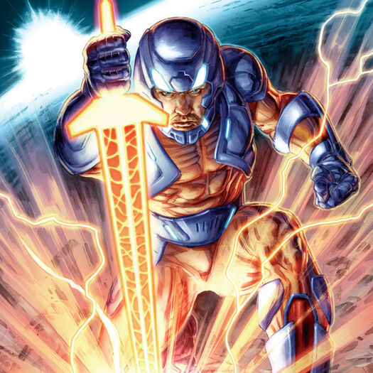 New X-O MANOWAR Title Coming This Fall