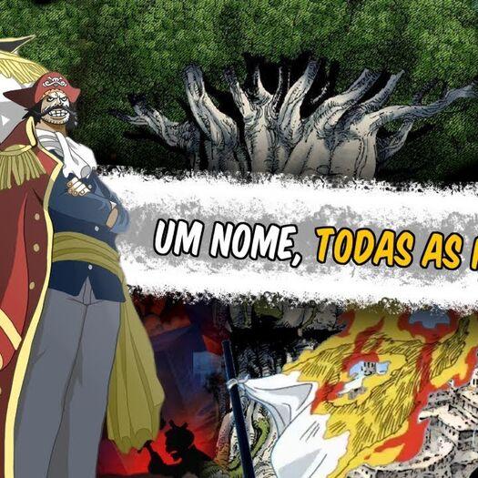 ONE PIECE E SUAS DIVINDADES: O ADVENTO DAS ARMAS ANCESTRAIS | Teoria One Piece