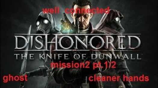 KNIFE OF DUNWALL dlc M2 pt.1/2 ghost cleaner hands blink only