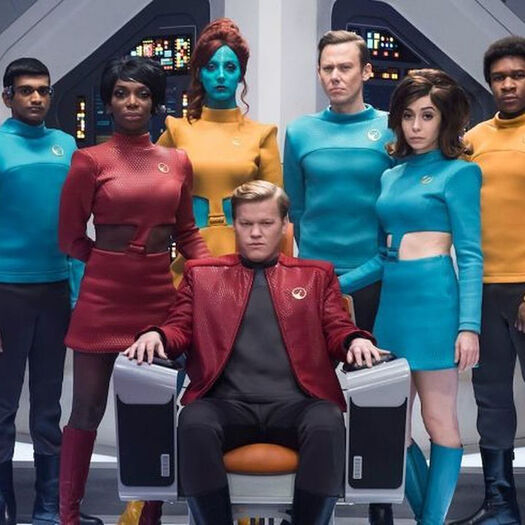 The Funniest Reactions To 'Black Mirror' Season 4