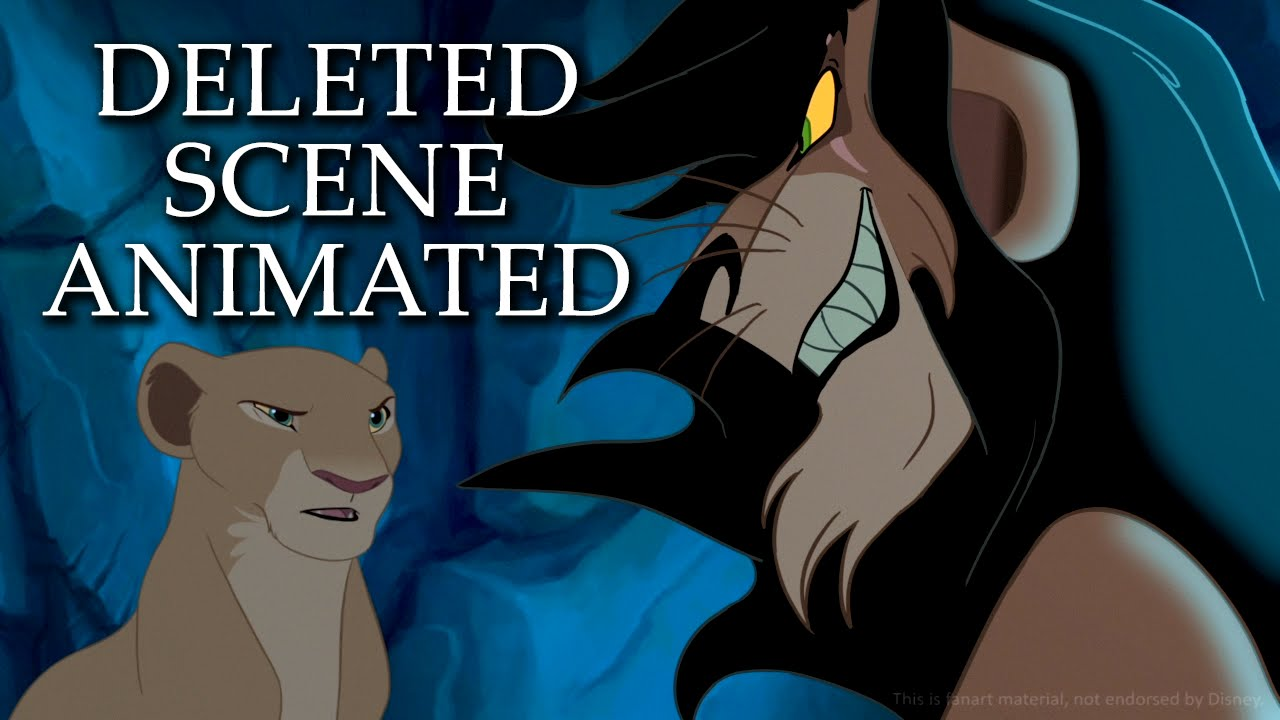 """THE LION KING 20th Anniversary Tribute: """"The Madness of King Scar"""""""