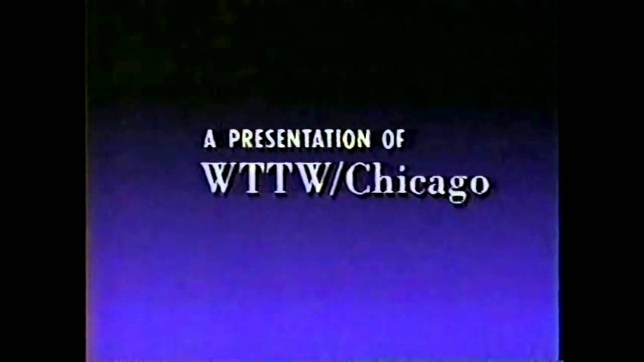A WTTW Chicago logo from 1992.