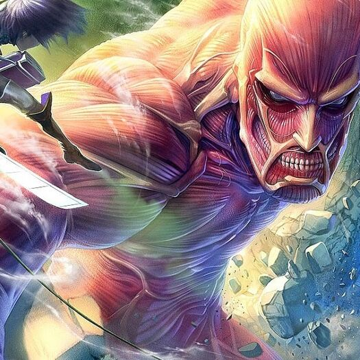 L'Attaque des Titans Saison 01 Episode 18 VF
