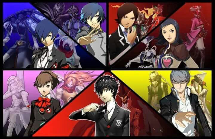 Who's your favorite protagonist(s)?
