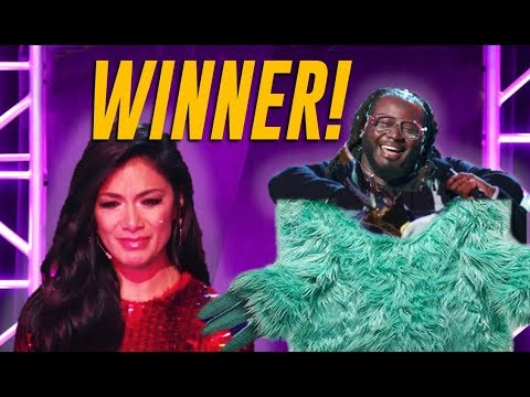 The Masked Singer Winner REVEALED + Watch All 12 Celebrities UNMASKED!