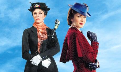 Mary Poppins 1964 Or Mary Poppins Returns 2018 Fandom