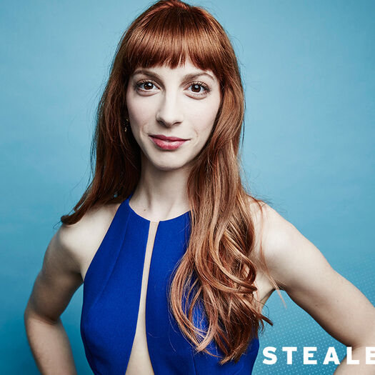 Why Molly Bernard Is the Most Reliable Ensemble Player on 'Younger' (Exclusive)