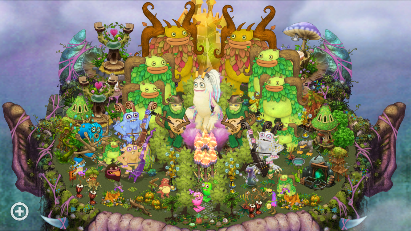 Working hard on my mirror plant island! Please add me and I will light torches code is 82217108GE