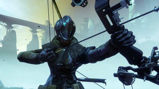 Destiny 2: Forsaken – Building the Bow