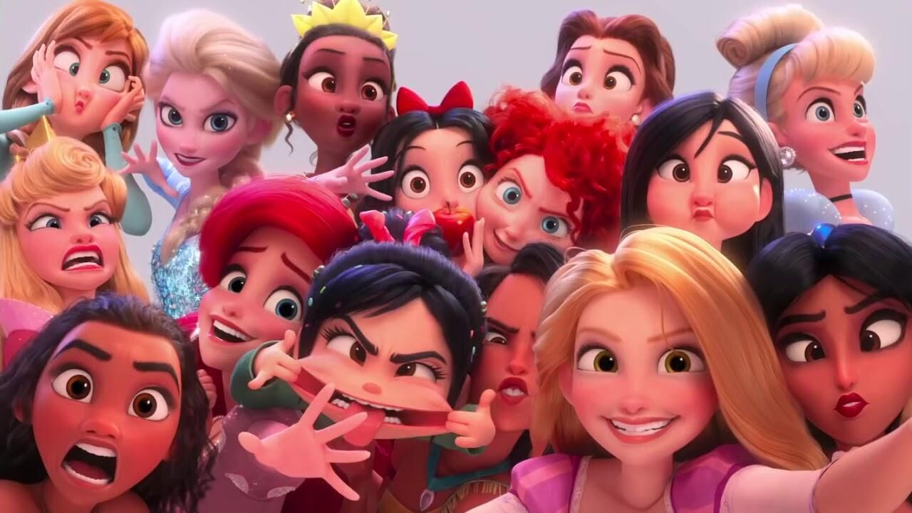 Could 'Wreck-It Ralph's Vanellope Be the 15th Official Disney Princess? |  Fandom