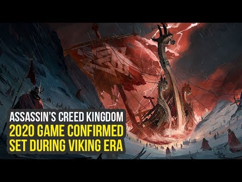Next Assassin's Creed Game Is Called Kingdom Set During Viking Era (New Assassin's Creed Game)