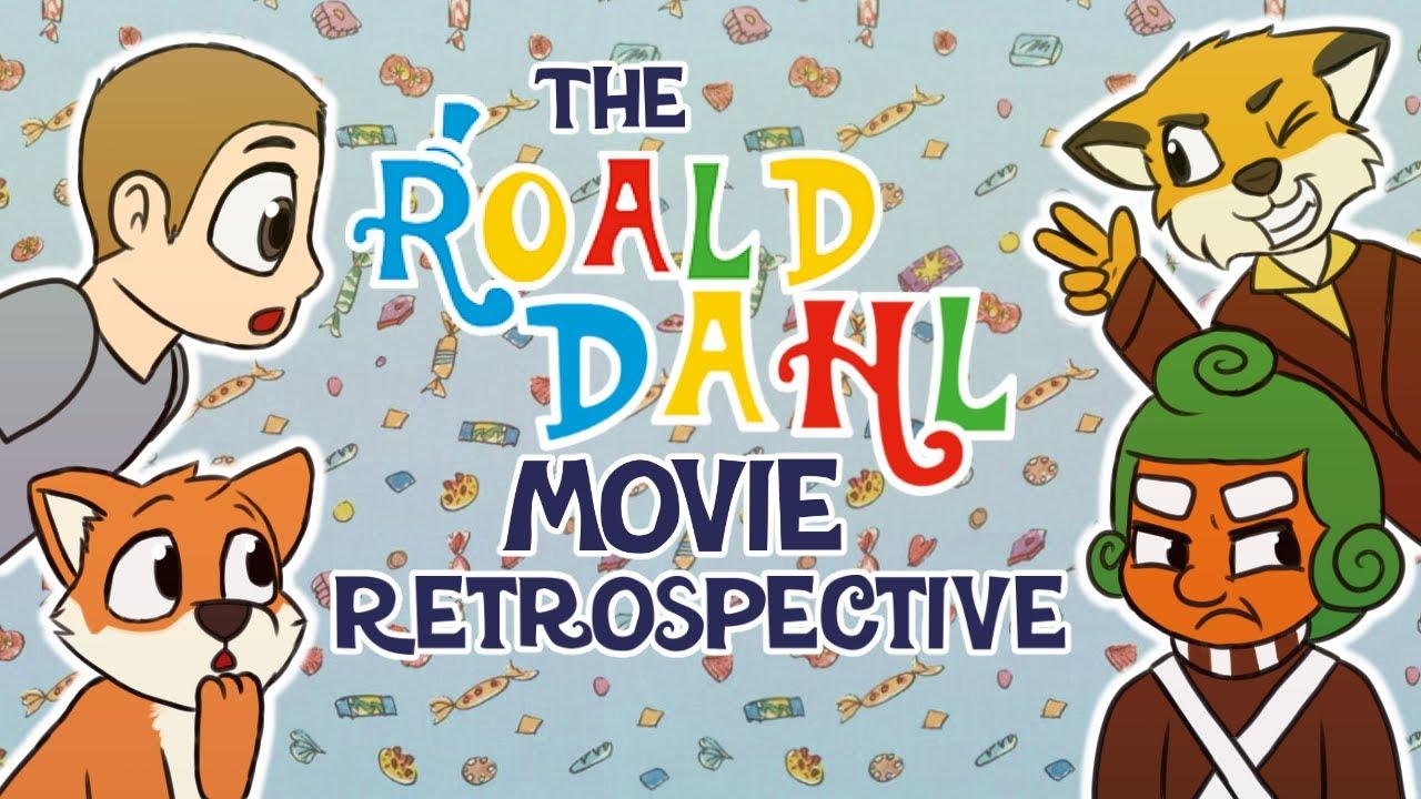Roald Dahl Movie Retrospective