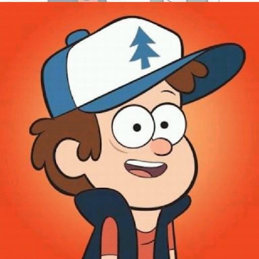 Dipper Pines Gamer