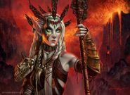 Bellico,Kriegerkönigin der Berserker