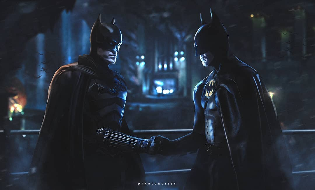 Which one you will like ROBERT PATERSON VS MICHAEL KEATON