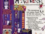 Aaahh!!! Real Monsters (arcade game)