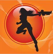 Profilbild Facebook orange