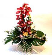 Blumenstrauß Orchideenoase