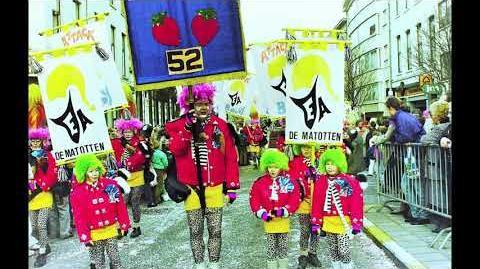 Aalst Carnaval - Kamiel Sergant & De Matotten- De Matotten Zen Op Gank