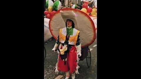 Aalst Carnaval - Paco Milou- De Matotten Square Dance