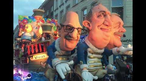 Aalst Carnaval - De Jefkes- Jefkesvastelauved