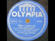 Harmonie De Oude Garde – Prins Carnaval 1955 Aalst