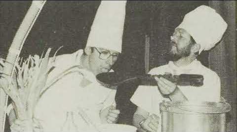 Michel en Jean-Paul met 'Geif Mor Gaas'