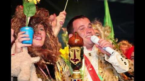 Aalst Carnaval - Jurgen Cooman- E Giel Joor Carnaval