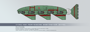 Type 162 pervenche destroyer by rvbomally-d9gq8jw
