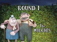 Wallace & Gromit The Curse of the Were-Rabbit Anti-Pesto S.W.A.T. Team Game Round 1 The Mulches Screen