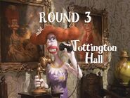 Wallace & Gromit The Curse of the Were-Rabbit Anti-Pesto S.W.A.T. Team Game Round 3 Tottington Hall Screen