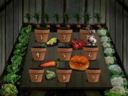 Wallace & Gromit The Curse of the Were-Rabbit Anti-Pesto S.W.A.T. Team Game Round 2 Vicar's Greenhouse