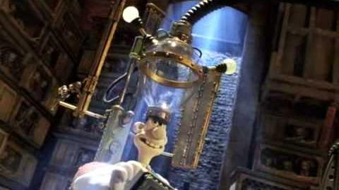 Wallace & Gromit - The Curse of the Were-Rabbit Trailer