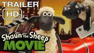 Shaun the Sheep The Movie - Teaser Trailer