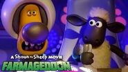 Space Clip - A Shaun the Sheep Movie- Farmageddon
