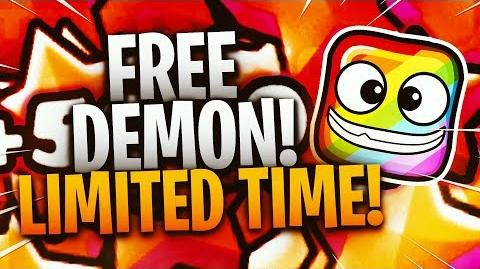 Literally a free demon..