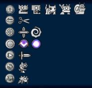 Gold Chest Icons