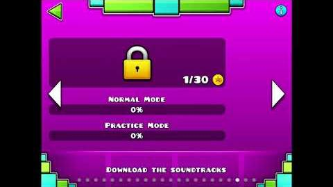 Geometry Dash - Free Coin and Colour! (EASY)