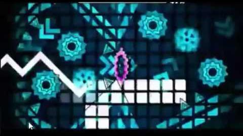 Sonic wave infinity and sonic wave ( ͡° ͜ʖ ͡°) - GEOMETRY DASH 2