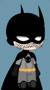 Batman novo traje de agora
