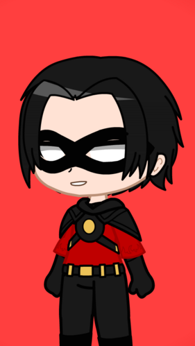 Robin Vermelho