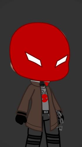 Capuz Vermelho