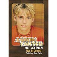 Oh Aaron Live in concert