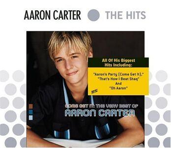 (Come get it) The very best of Aaron Carter album.jpg